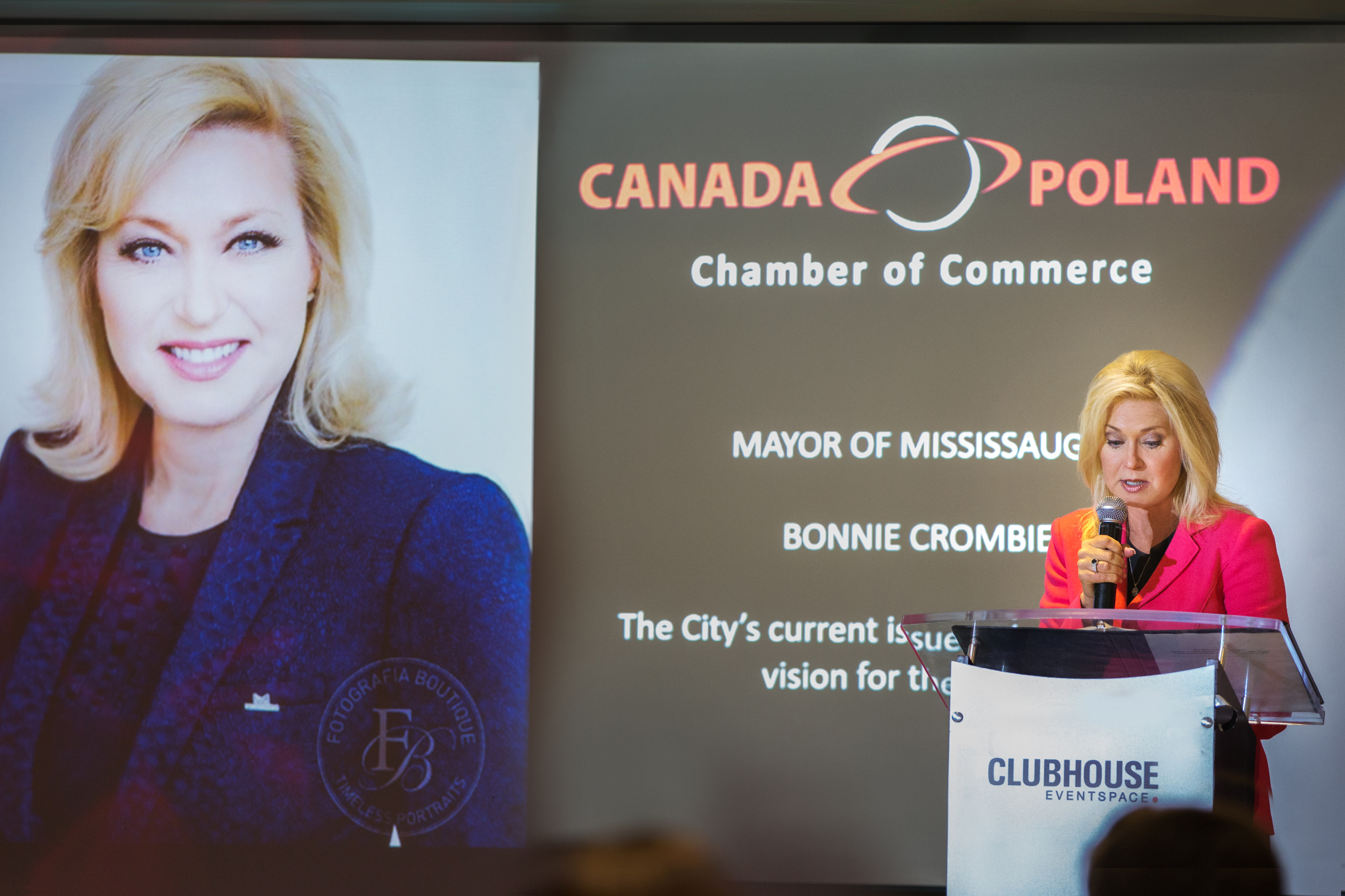 Mayor Crombie Delivers Keynote Economic Development Speech to Canada-Poland Chamber of Commerce