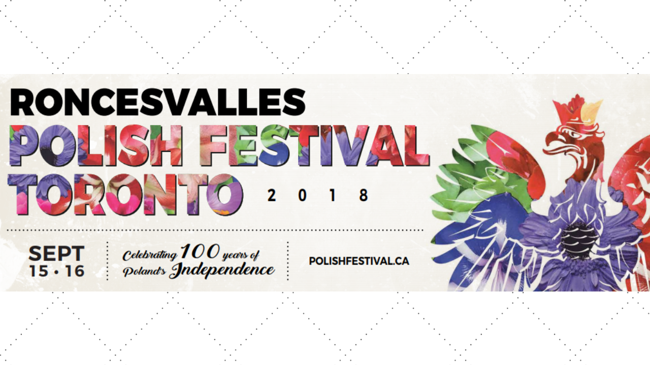 CPCC Supports the Roncesvalles Polish Festival