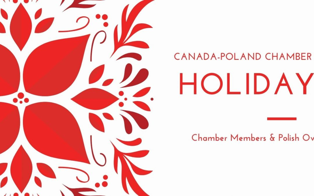 Chamber Holiday List – Members and Polish Owned Businesses