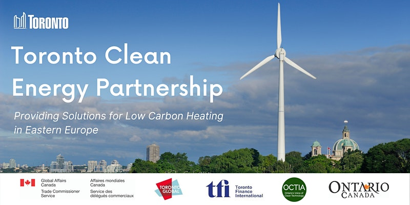 Toronto Clean Energy Partnership Launch